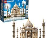 LEGO Creator Expert Taj Mahal 10256 Building Kit & Architecture Model, Brand New - $479.60