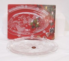 Original Waltherglas 32267 Oval Plate Chirstmas Season 9 Inches - €22,78 EUR