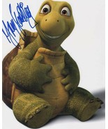 HAND SIGNED Garry Shandling Verne Turtle Over The Hedge 8x10 Photo COA - $40.80
