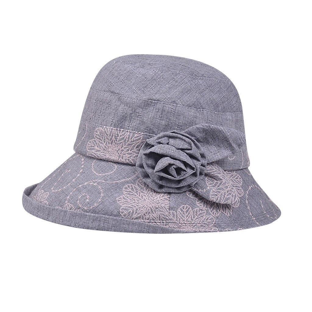 Primary image for Womail Women hat NEW summer Beach Bow-knot Beach Sun Hat Wide Brim Floppy Foldab