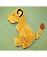 """14"""" SIMBA Young Lion King Plush Stuffed Disney Store CUB Plush Stuffed A... - $23.38"""