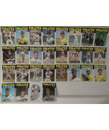 1986 Topps Pittsburgh Pirates Team Set of 28 Baseball Cards - $6.00