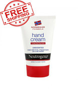 Neutrogena Concentrated Hand Cream Norwegian Formula, Odorless, 50 ml - $19.62