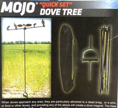 MOJO Outdoors Dove Tree Dove Decoy Mounting Pole with Carrying Bag  - $49.49