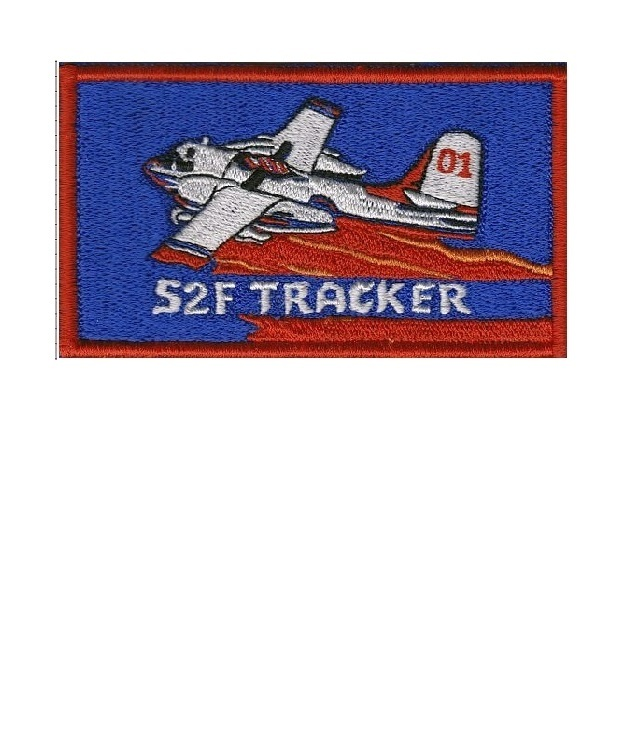 Ir attack fire crew france s2 f tracker pilot water bomber marignane airbase  2.5 x 4.25 in 9.99
