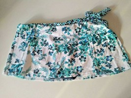 Tommy Bahama Floral Isles Skirted Hipster Caledon Sea Size Large image 1