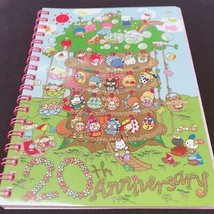 Sanrio Characters My Melody Puroland Limited 20th Ring Notebook Retro - $87.90