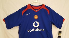 New NWT Nike Manchester United 2005 Away Football Soccer Jersey Sz Small S - $139.94