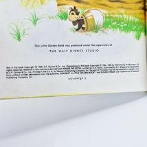 A Little Golden Book Walt Disney Winnie-the-Pooh Meets Gopher 101-42 1st Edition image 5
