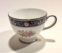 Wedgwood Blue Runnymede Tea Cup W4472 - $11.86