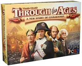 Through the Ages board game - $45.82