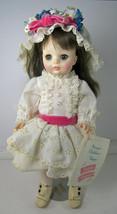 "Madame Alexander 1575 DEGAS GIRL DOLL 14"" Portrait Children in Box Tag Stand - $15.71"
