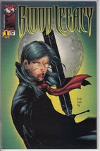 Blood Legacy #1A - May 2000 - Top Cow / Image Comics - Keu-Cha, Tan, Matt. - $1.86