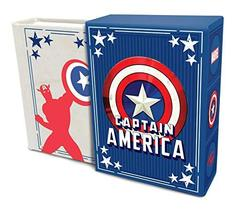 Marvel Comics: Captain America (Tiny Book): Inspirational Quotes From the First  - $8.90