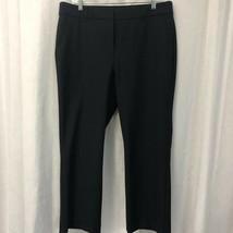 Talbots Women's Pants Navy Blue Crop Size 12 - $26.73
