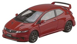 Mark 43 1/43 Infinite Civic Type R Fn 2 Milano Red New - $81.80