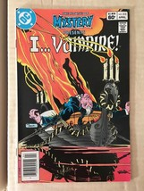 The House Of Mystery #315 VF Condition I... Vampire DC Comic Book 1983 - $4.49