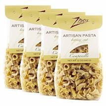 ZPasta Campanelle - Bronze Cut Artisan Pasta 12 oz (4 Pack) - $21.77