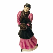 Goebel hummel figurine vtg Germany archive Lady fashion ladies Helena 16... - $72.48