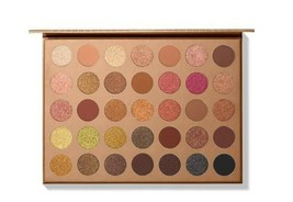 Morphe Brushes 35G Bronze Goals Artistry Eyeshadow Palette NIB 100% AUTHENTIC - $73.99