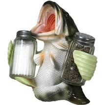 Rivers Edge Bass Salt and Pepper Glass Shaker 583 - $27.36