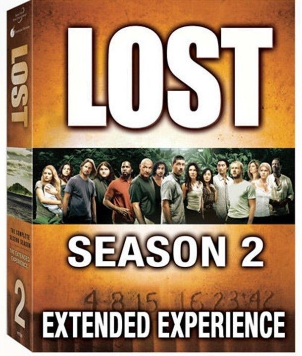 Lost - The Complete First and Second Seasons DVD Sets