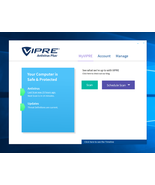 New Vipre Antivirus Plus , 1 PC license for 1 Year. - $28.49