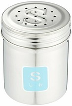 *Endoshoji commercial TKG seasoning cans large S (salt) 18-8 stainless B... - £7.95 GBP