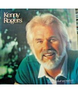 Kenny Rogers-Love Is What We Make It-LP-1985-NM/EX - $9.90
