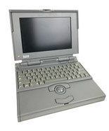 Vintage Apple Macintosh PowerBook 160 M4550 Not Tested for Parts Only - $53.30