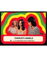 1977 Topps Charlie's Angels Sticker #39 Charlies Angels > Sabrina &gt... - £0.71 GBP