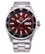 Orient Kamasu RA-AA0003R Orient automatic Divers men's watch stainless s... - $259.00