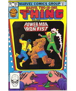 Marvel Two-In-One Comic Book #94 The Thing Power Man and Iron Fist 1982 ... - $2.25