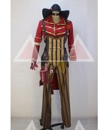 Customize Overwatch Ashe Skin Gangster Cosplay Costume for Sale - $240.00