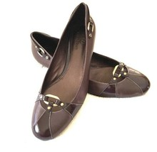 Cole Haan Shoes Womens Size 7.5 B Brown Low Heel - $56.84