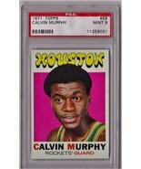 1971 Topps Calvin Murphy #58 PSA 9 P572 - $30.89