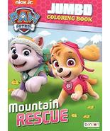 Paw Patrol - Jumbo Coloring & Activity Book - Mountain Rescue [Paperback... - £6.31 GBP