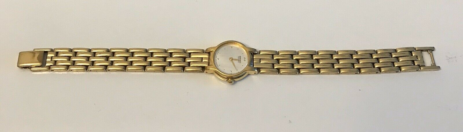 Primary image for Seiko Quartz  Watch For Woman 320436/ Water Resistant/untested