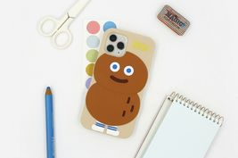 Brunch Brother Peanut Apple iPhone 11 Pro Silicone Protective Case Cover Skin image 5