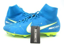 Nike Mercurial Victory VI NJR FG Soccer Cleats Shoes Sz 8 US (921506-400... - $95.01