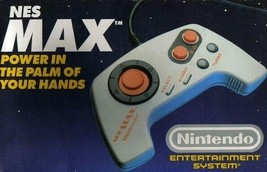 Nintendo NES Max Controller Great Condition Fast Shipping - $29.93