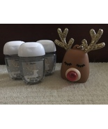 Bath&Body Works Christmas Winter + Light-up Reindeer Christmas Pocketbac gel set - $30.00