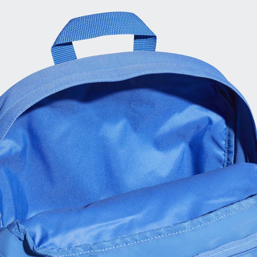... Adidas 3-Stripes Power Backpack Rucksack Work Sports Gym School Bag  CG0494 Blue ... 6d23a6ed55385