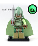 Soldier of the Dead Army The Lord of the Rings Single Sale Minifigures Toy - $2.95