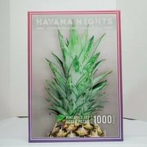 "2019 Argento Havana Nights 1000 Piece ""Pineapple Top"" Jigsaw Puzzle - $16.99"