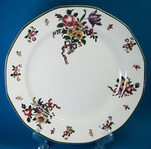 "Royal Doulton Old Leeds Spray Dinner Plate 9-7/8"" D3548 Rd No 597783 Eng... - $7.50"