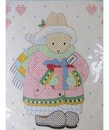 (USA Warehouse) Daisy Kingdom Stamped Cross Stitch Sampler / Daisy Kingd... - $5.94