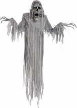 Hanging Animated Moaning Phantom Prop Decoration Halloween 6 FT FAST SHIP - €33,55 EUR