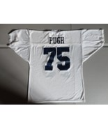 VINTAGE Jethro Pugh #75 Pro Cut Screen Majestic Dallas Cowboys Home NFL ... - $197.95