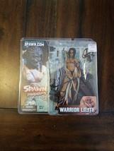 2003 McFarlane Spawn Mutations Series 23 Warrior Lilith Unopened - $21.78